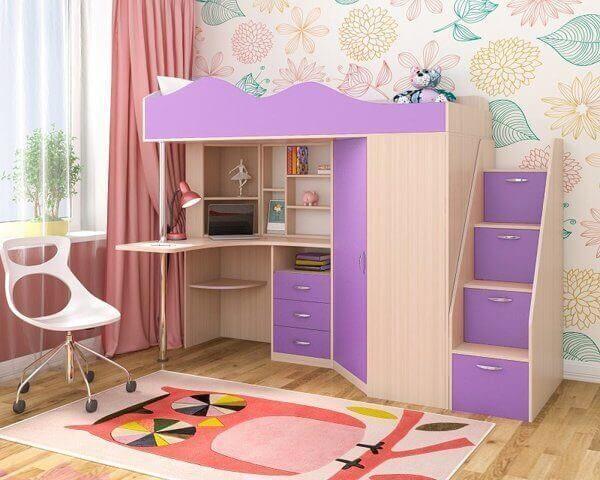 Что делать если комната ребёнка очень маленькая